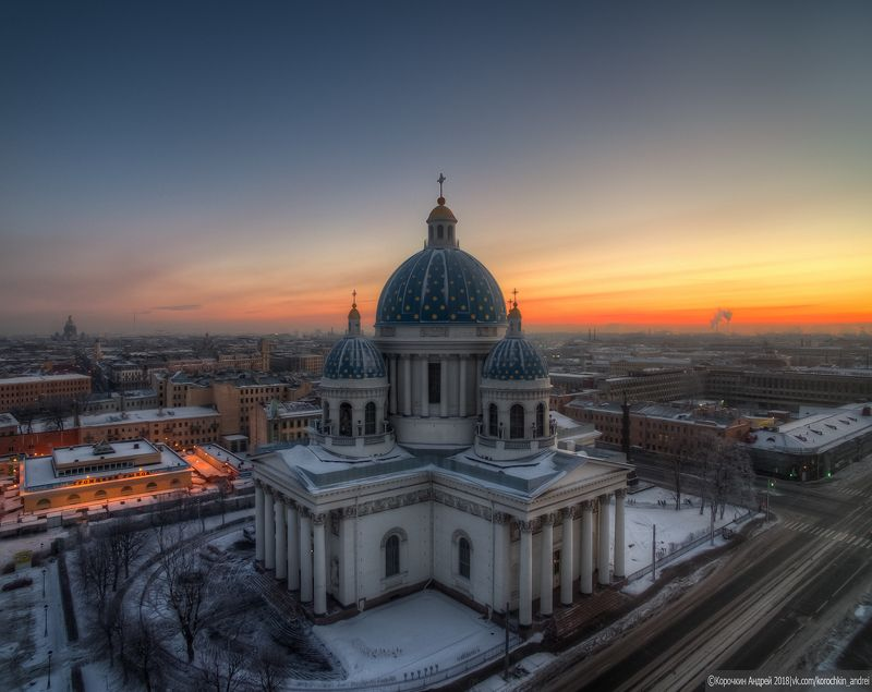 Троице-Измайловский собор. Санкт-Петербург.photo preview