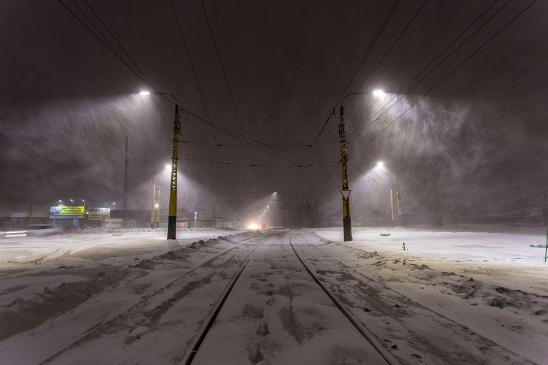 Снежная буряphoto preview
