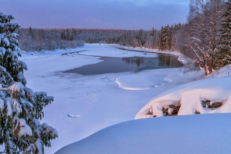 Фототуры с Владимиром Рябковым, Печора, зима. Зимняя Печора.photo preview