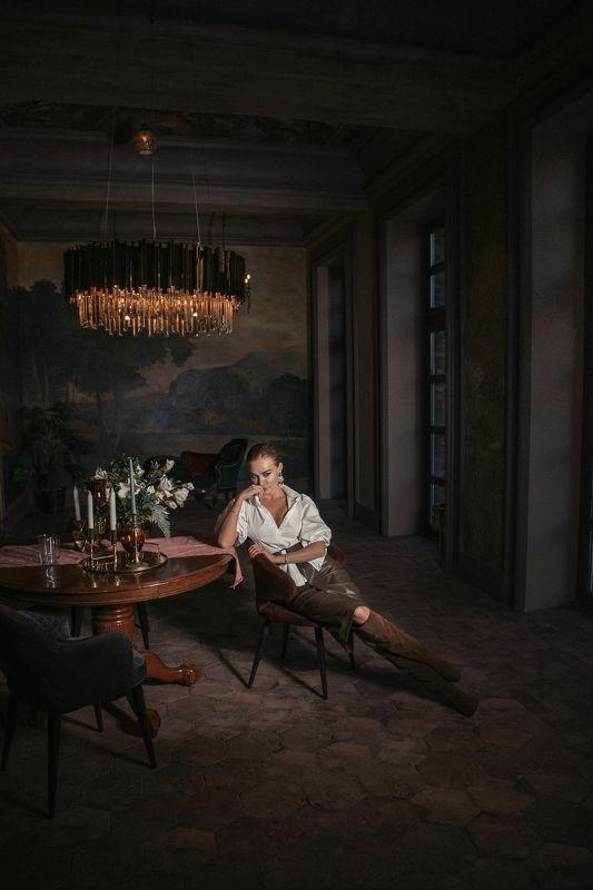 италия тордуа портрет хитрость Точно что то задумала....photo preview