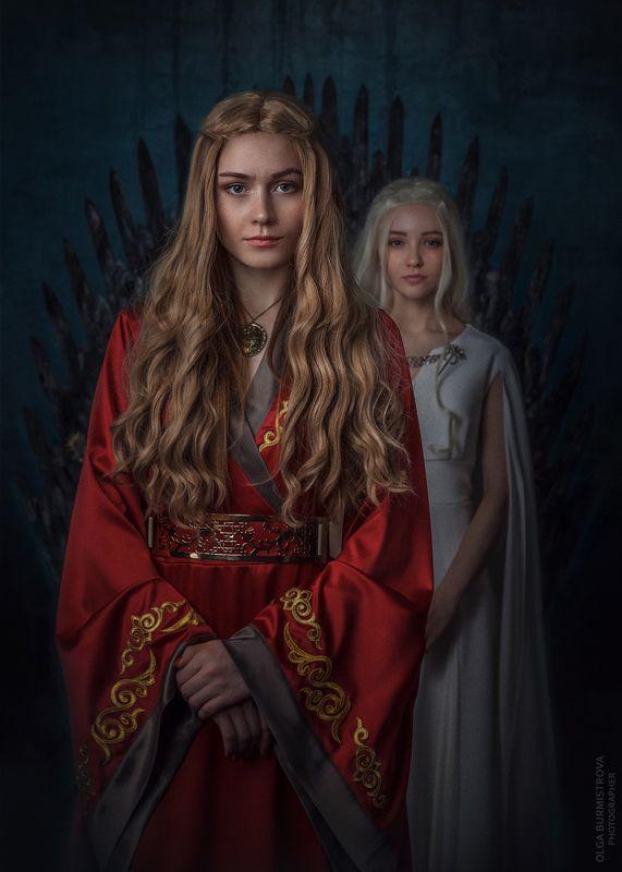 фото в образе, образ из фильма, игра престолов, битва за трон Game of Thronesphoto preview