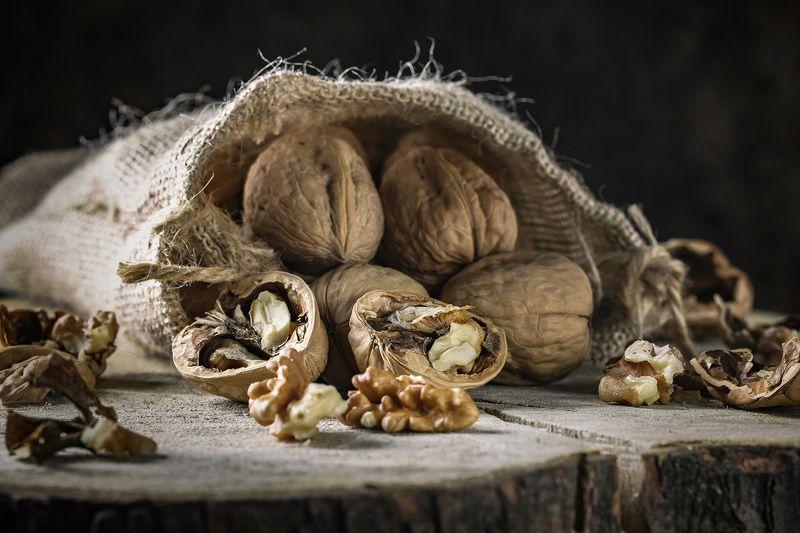 витамин орехи еда \