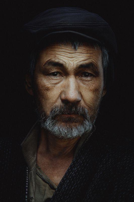 портрет, мужчина, стрит ***photo preview