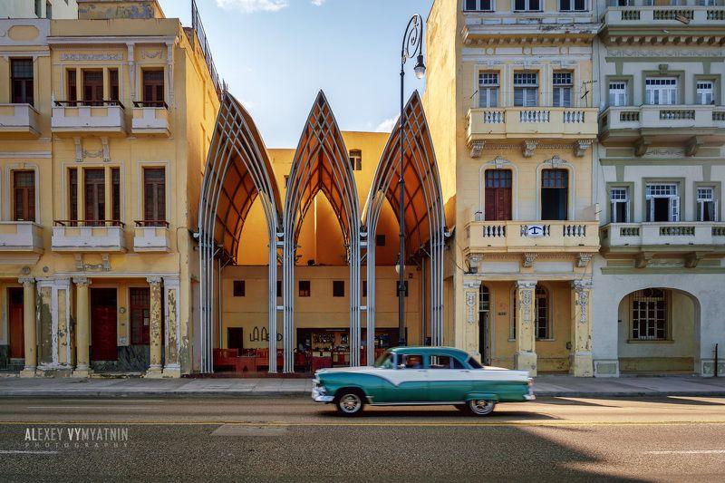 cuba, libre, havana, car, old car, гавана, куба, street, urban, sunny, colors На улицах Гаваны..photo preview