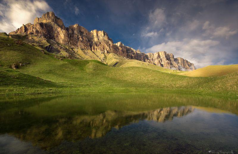 Отражения горных озер.photo preview