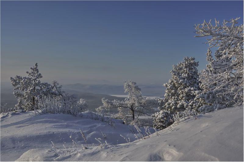 Зимы дыхание...photo preview