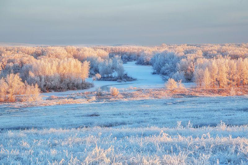 Долина реки Уралphoto preview