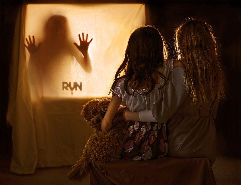shadow theatre movie girls pet horror Shadow Theatrephoto preview