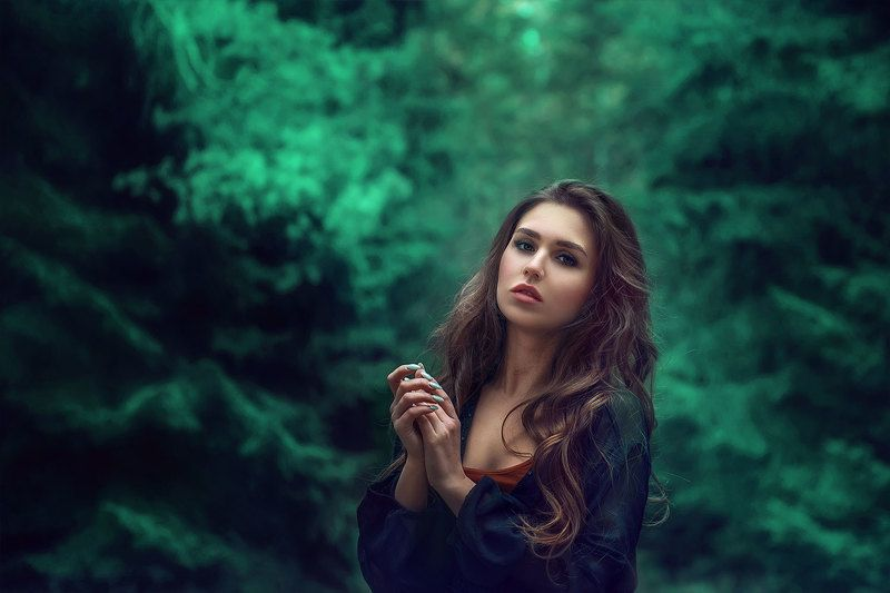 девушка, портрет, весна, зеленый, крупный портрет, природа, girl, portrait, green, mood, spring, close portrait, outdoor, nature photo preview