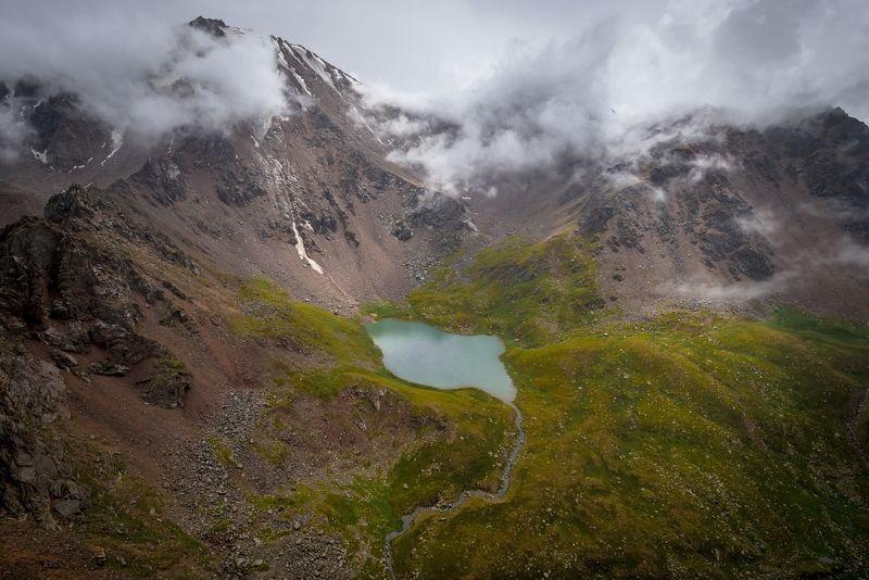казахстан, тянь-шань, заилийский алатау, Нелетная погодаphoto preview