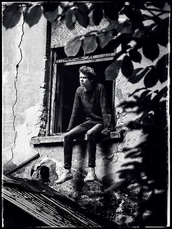 портрет, природа, черно белое фото, film, portrait Д и м аphoto preview