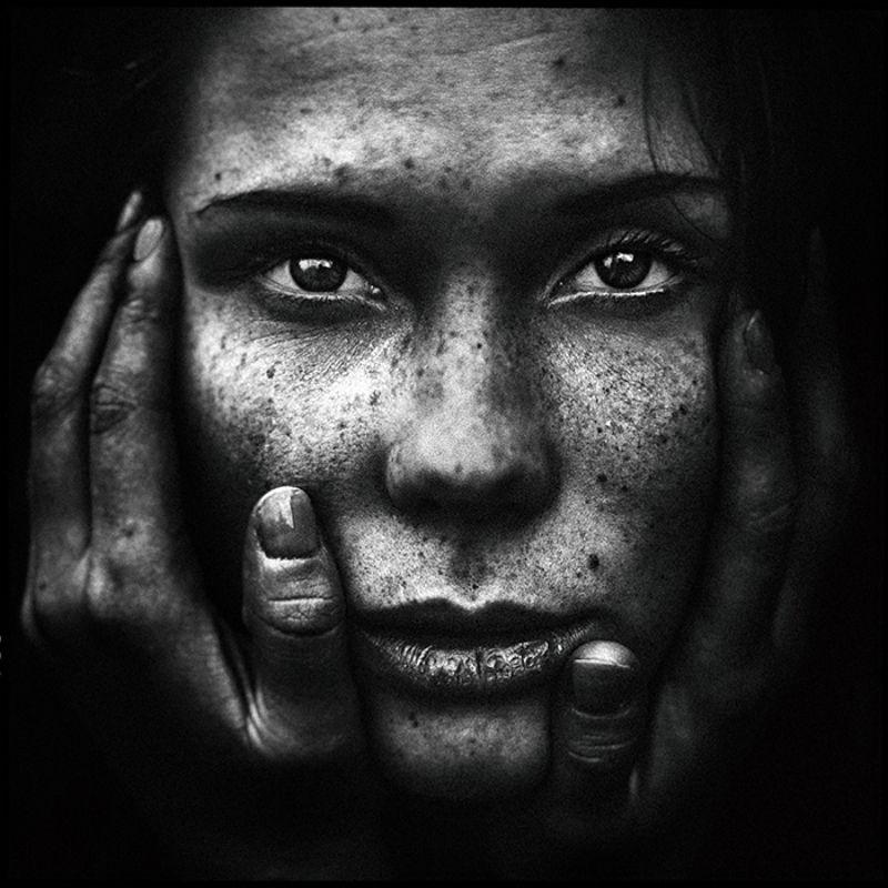 portrait, film, face, black and white, портрет, лицо, черно белое ***photo preview