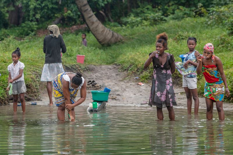 мадагаскар По Мадагаскарским рекамphoto preview
