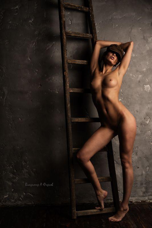 девушка, нюарт, портрет, студия Оксанаphoto preview