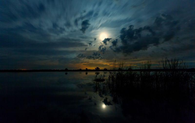 Озеро Борное. Сельцы, Рязанская область.photo preview