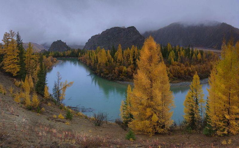 осень, путешествие, алтай, река, чуя, чуйский_тракт, горы, валерий_чичкин Плохая погодаphoto preview
