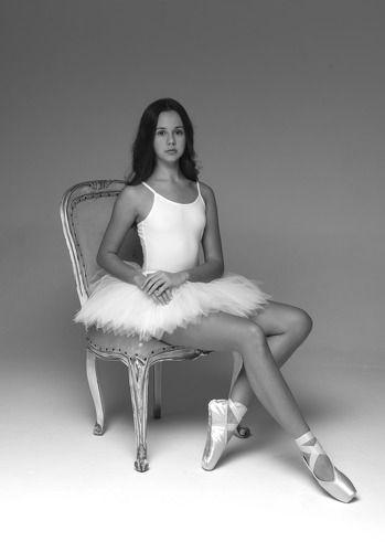 Ballet. Zhenya