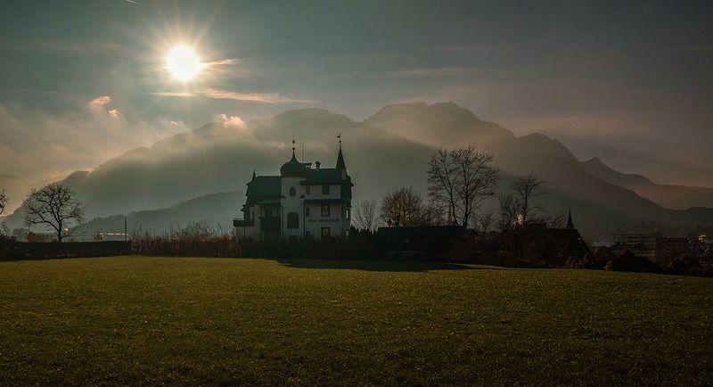 Вечер в Австрииphoto preview