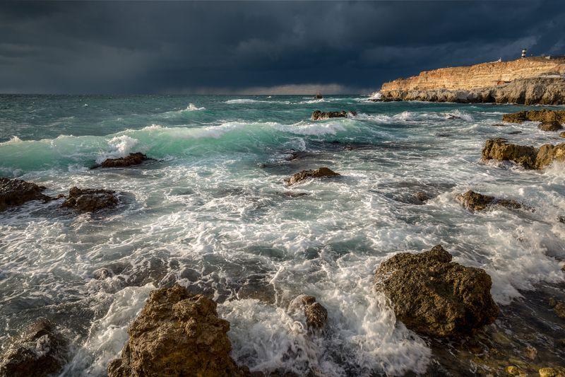 штормовой вечерphoto preview