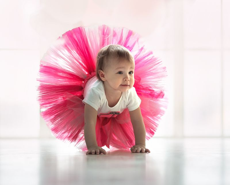 будущая балерина) photo preview