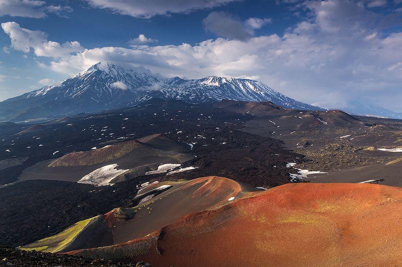 камчатка, пейзаж, природа, вулкан, фототур, Лето на Марсеphoto preview