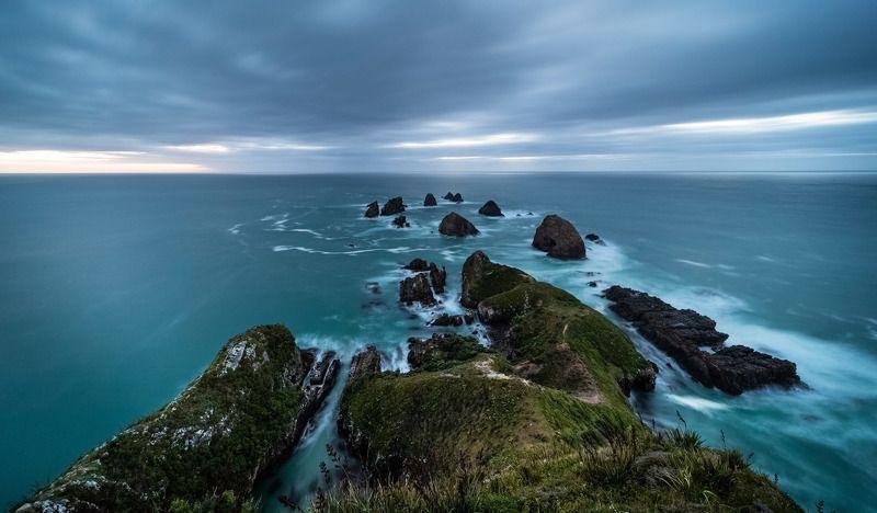 Мыс Нaггет, Новая Зеландияphoto preview