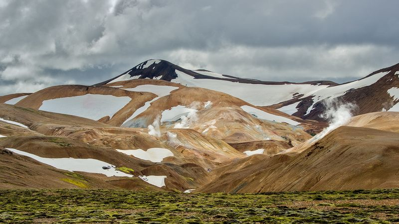 исландия,  iceland,  пейзажи исландии, горы исландии, цветные горы исландии, путешествие исландия Цветные горы Исландииphoto preview