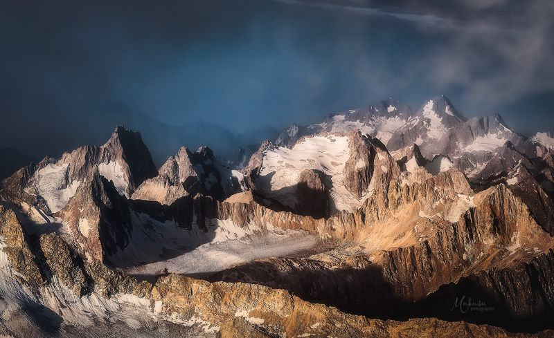 Скалы, горы,ледники.photo preview