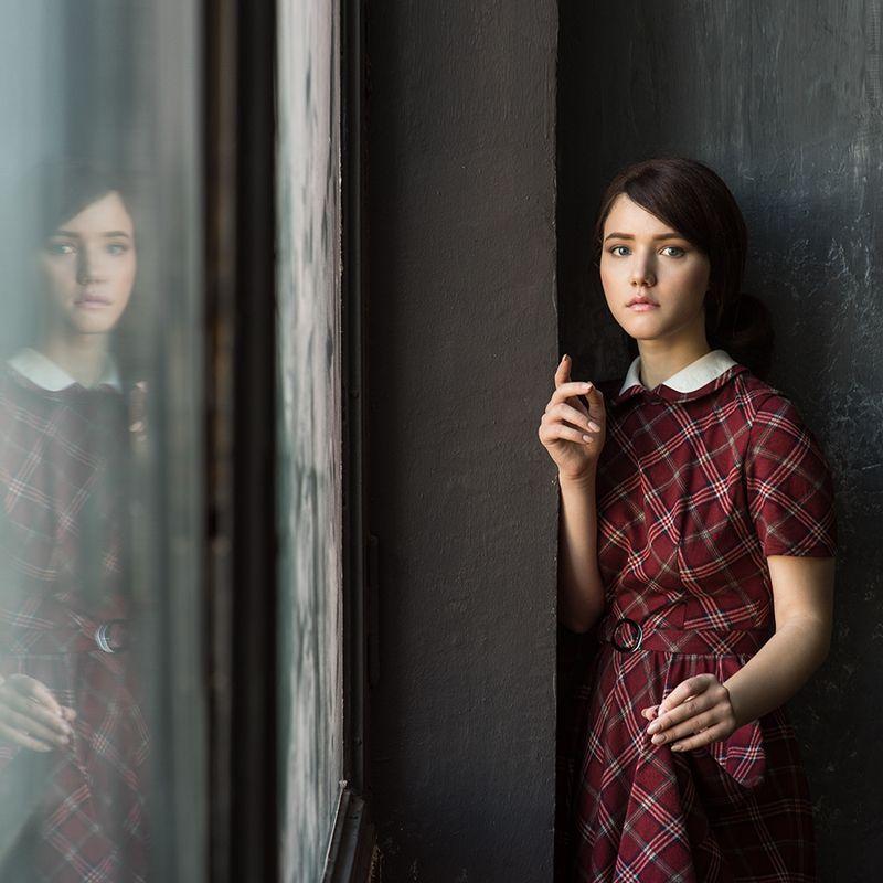 девушка, портрет, милая, cute, girl, portrait Dorothyphoto preview