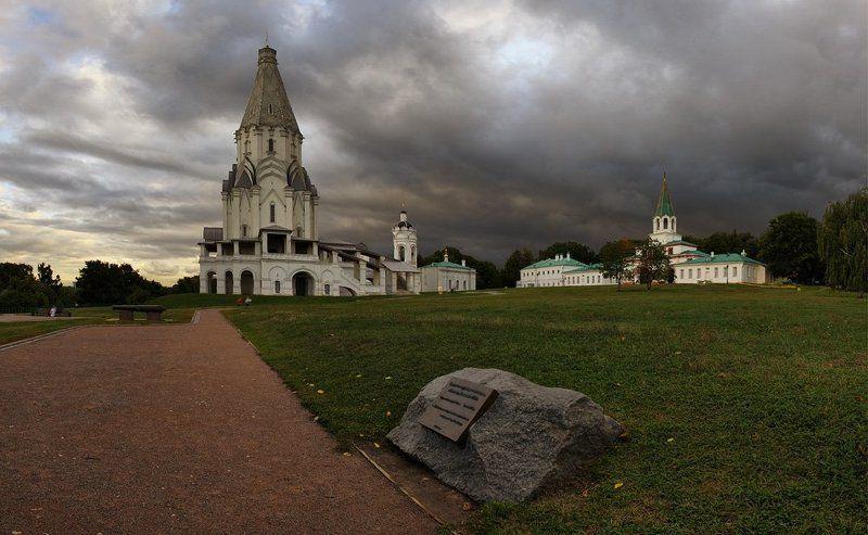 коломенское, храм вознесения ***photo preview