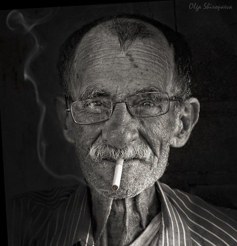 Курильщик.photo preview