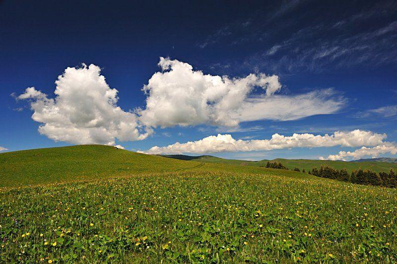 табан карагой, плато, горы, казахстан плато Табан-Карагойphoto preview