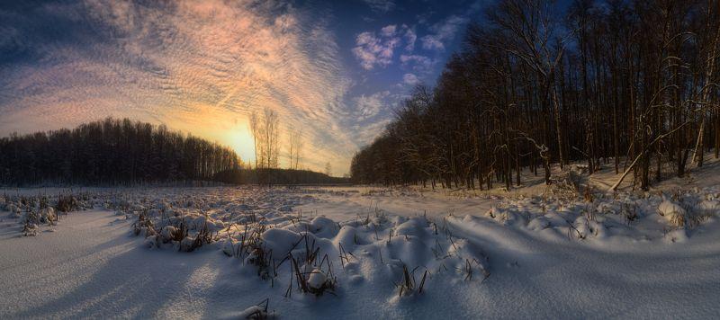 тула, воронка, ясная поляна Пришла январская заряphoto preview