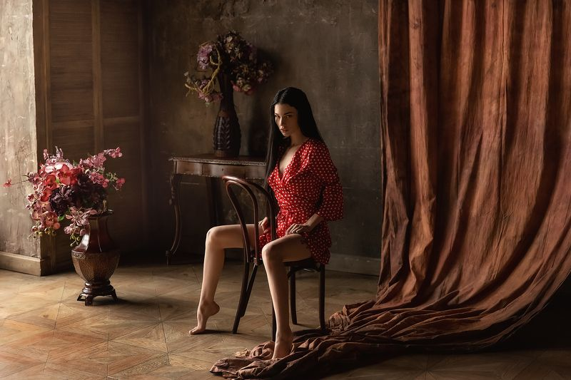 Девушка, модель, красота Аллаphoto preview