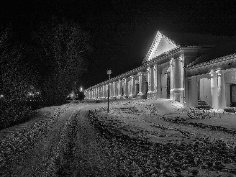 Суздаль...Юрьев-Польский...ночная поездкаphoto preview
