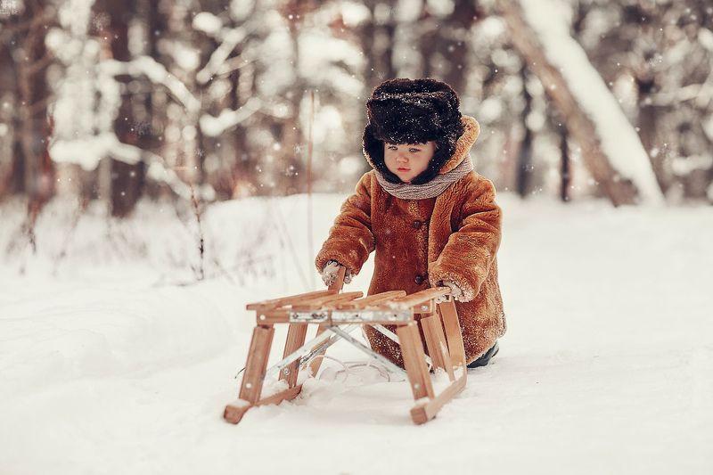 Зимние забавыphoto preview