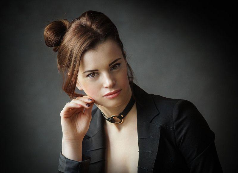 девушка, портрет Юлияphoto preview
