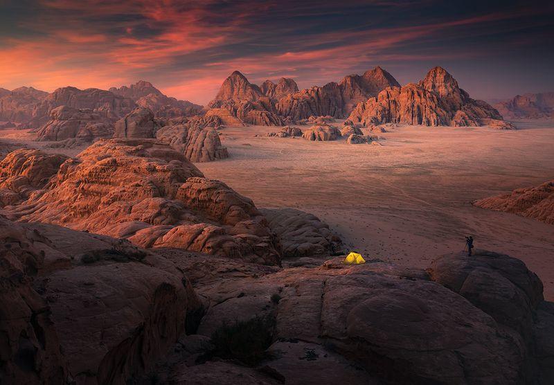 Wadi Rum фото превью