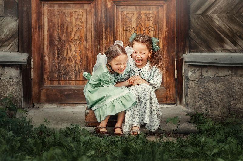 лето, детство Сестрыphoto preview