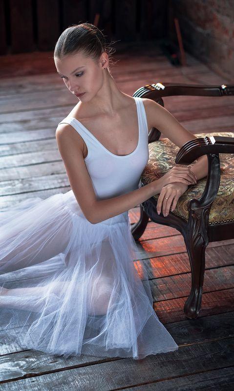 #портрет, #portrait, #балет Юляphoto preview