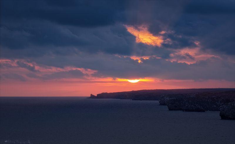 крым, море, скалы, кайф Крымские каникулы.photo preview