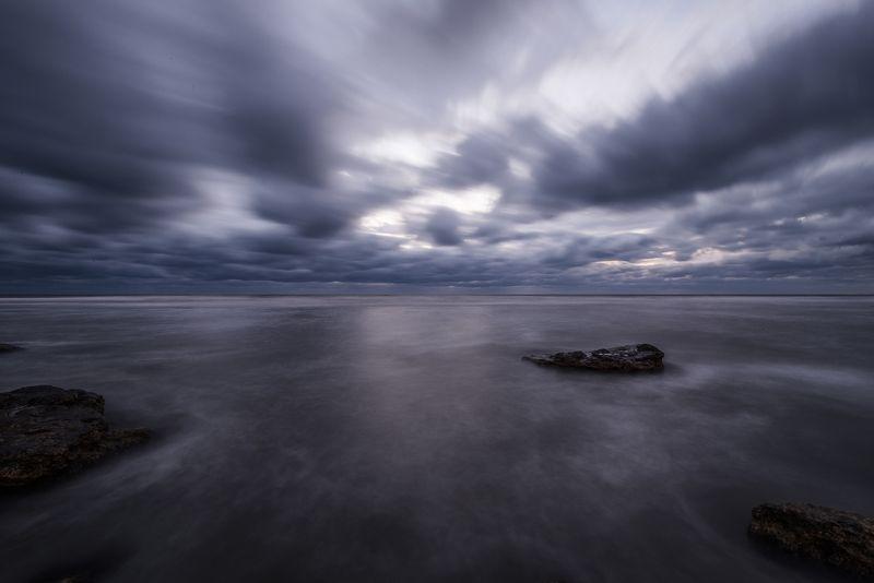 казахстан, каспий, каспийское море, шторм, Каспий штормитphoto preview