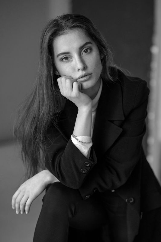 портрет, portrait, nikon, Russia, 85mm Таняphoto preview