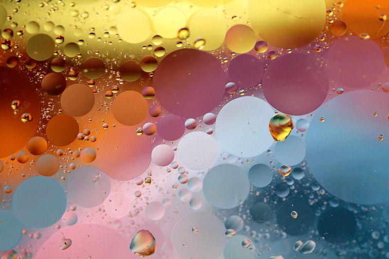 абстракция, шары, цвет Абстракцияphoto preview