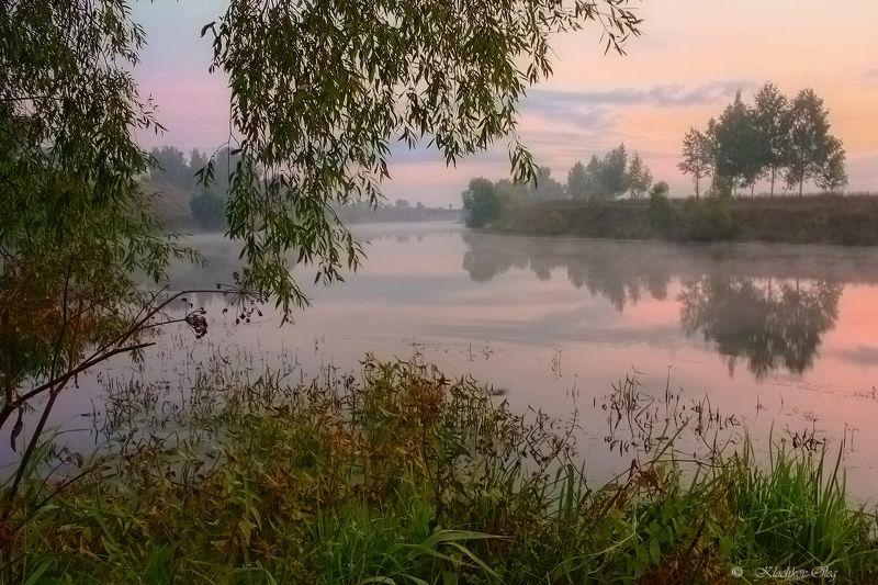 ефремов, красивая меча На утренней зорьке.photo preview