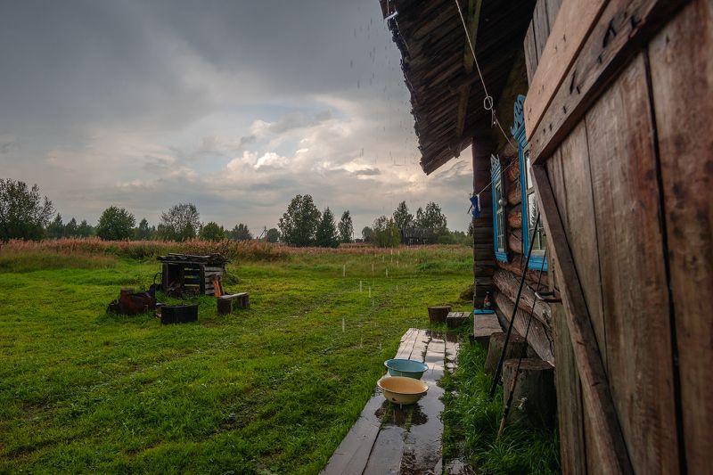великий двор,вологодчина,кема,север,лето, photo preview
