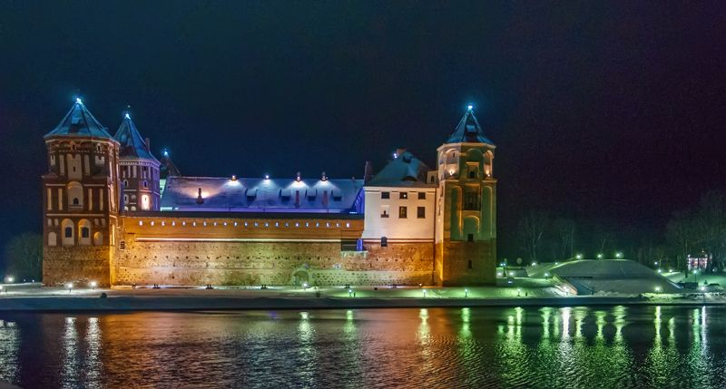 nevant60, замок, красота, путешествия Мирский замок.Беларусьphoto preview