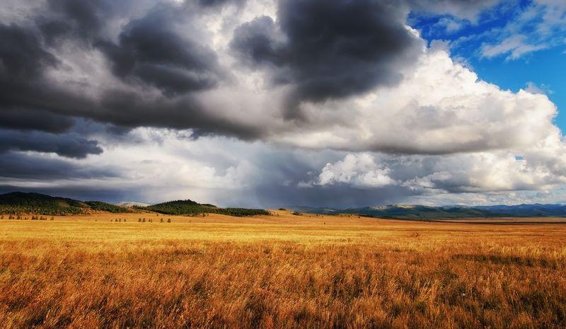 Дождливо-солнечная Тываphoto preview