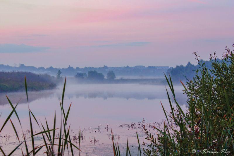 красивая меча, рассвет, ефремов,река Там за туманами...photo preview