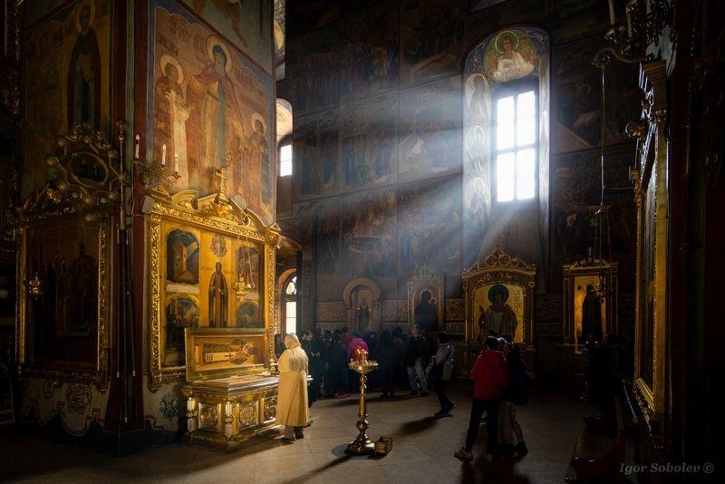сретение, праздник, троице-сергиева лавра, candlemas, feasts, trinity-sergius lavra Светphoto preview